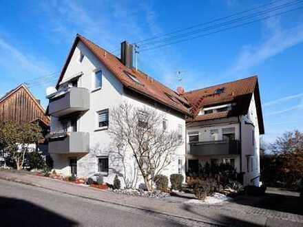 neuwertige 4-Zimmer-Maisonette-Dachgeschoss-Wohnung