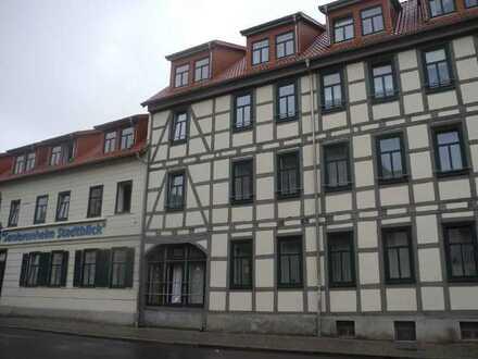 altersgerechtes Wohnen in gemütlicher 1-Raumwohnung, Aufzug im Haus