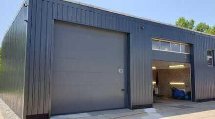 abgeschlossene Garage 50m2 als Stellplatz/Lagerfläche/Werkstatt