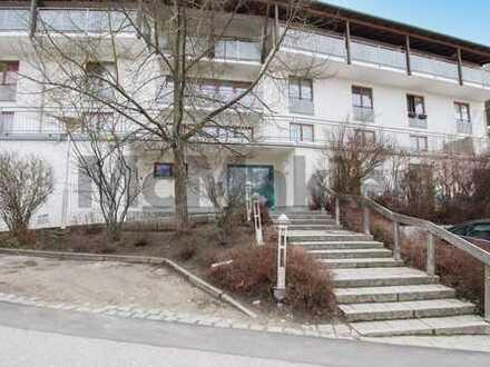 Attraktives, vermietetes Apartment zentral in Bogen - Ideal auch für Pendler