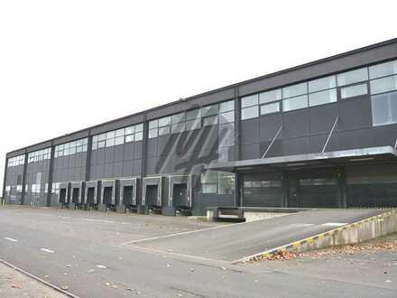 KEINE PROVISION ✓ NÄHE BAB ✓ Lager-/Logistikflächen (20.000 m²) zu vermieten