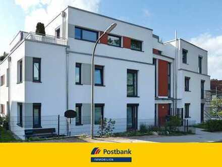 2-Zi-Wohnung mit Tiefgarage, Terrasse u. Gartenanteil in ruhiger Lage