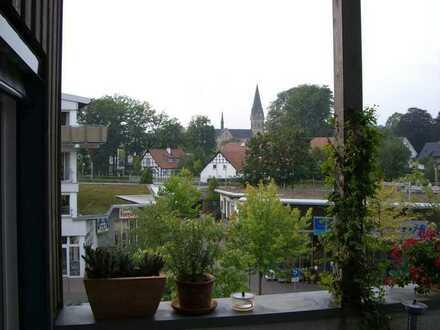 Lichtdurchflutete Maisonette-Wohnung in Mettingen