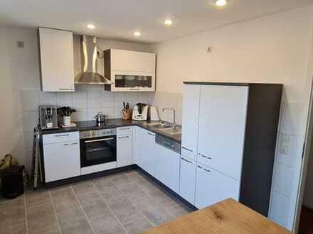 Modernisierte 3-Raum-Wohnung mit Einbauküche in Aalen