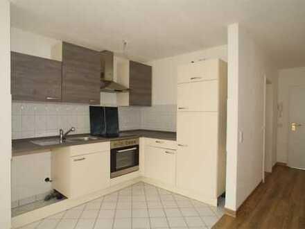 Moderne Single-Wohnung mit Einbauküche, Balkon und TG