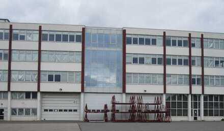 Gewerbe- und Bürozentrum (Einheiten von 50m2 - 2000m2)