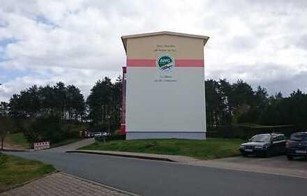 3 Raum-Wohnung saniert mit Fahrstuhl im Luftkurort Krakow am See