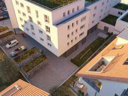Barrierefreies, möbliertes 1-Zimmer-Apartment im Ortskern von Echterdingen