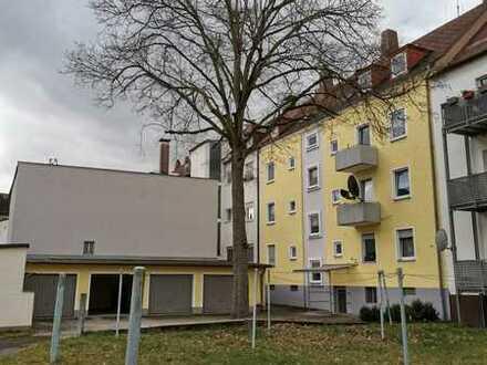 3-Zimmer-Wohnung mit Balkon in Weiden in der Oberpfalz