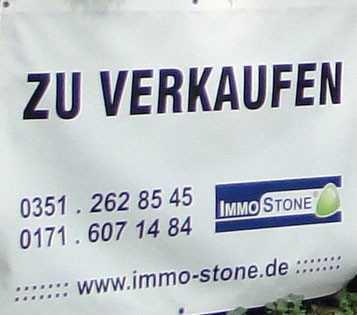 ImmoStone - 1A Kapitalamlage in gefragter Wohngegend von Dresden zu verkaufen