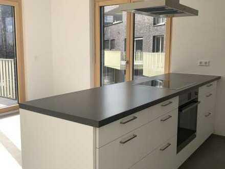 Neubau! Helle und Moderne 4 Zi.-Wohnung (E5) mit sonnigem Balkon in herrlicher Lage von Weinsberg