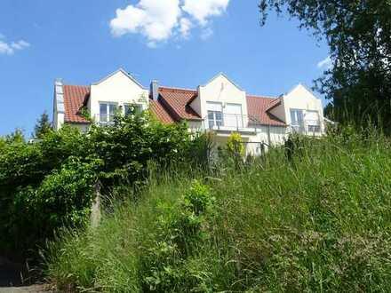 Beste Lage in Fischach-Wilmatshofen - Reihenmittelhaus 4 ZKB, Terrasse, Balkon