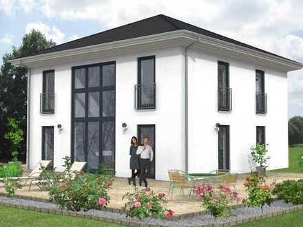 Modernes Stadhaus in Wegscheid