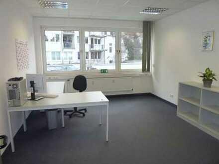 ´All inclusive´! Modernes Einzelbüro in netter Bürogemeinschaft im Bonner Zentrum zu vermieten