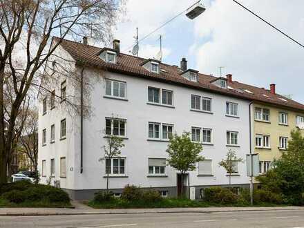 75qm, 3-Zimmer, Top Lage in renoviertem Mehrfamilienhaus und das Ganze sofort frei! red. Courtage!