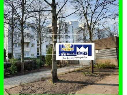 Anleger oder Selbstnutzer! 3-Zimmer-Wohnung, mit Balkon, Fahrstuhl und eigenem Parkplatz!