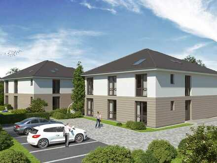 Neubau / nur noch 2 Wohnungen verfügbar