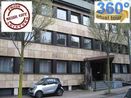 Gut aufgeteilte gepflegte Gewerbefläche im 1.OG. Zentral am kath. Klinikum OB/St. Marien-Hospital.
