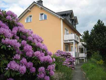 2-Raum-Wohnung mit Balkon im Grünen