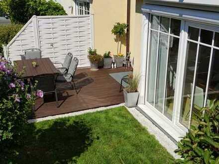 Moderne und helle 5-Zimmer Gartenwohnung in Untermenzing Stadtnah und im Grünen