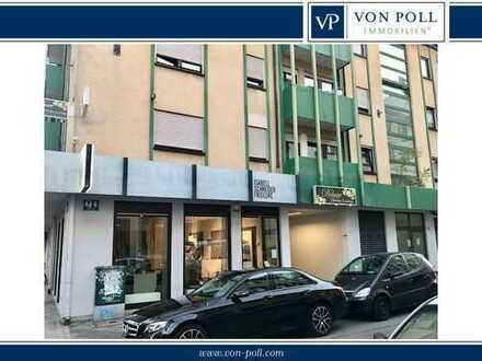 KAPITALANLAGE: 3 sehr zentrale Ladengeschäfte im Herzen der Mannheimer Innenstadt + 20 TG