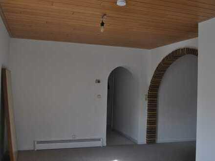 Wohnen im Grünen. Modernisierte 3,5-Zimmer-EG-Wohnung mit Einbauküche in Bergedorf-Nettelnburg,