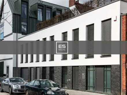 E5 - Hochwertiges Stadthaus mit Loftcharakter in Alsternähe!