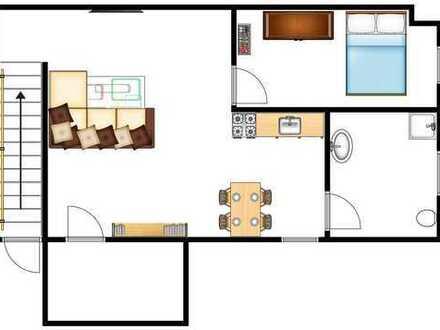 Schöne helle Wohnung im 1.OG zum Erstbezug nach Kernsanierung im Herzen von Baden-Baden