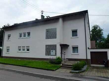 Gepflegte 3-Zimmer-Wohnung mit Balkon und Einbauküche in Albershausen