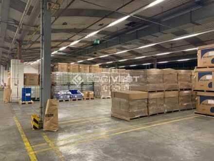 ca. 2.400 m² Lagerhalle in Kempen
