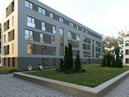 2-Zimmer-Wohnung mit idealem Grundriss und sonniger Loggia in lebenswerter Umgebung