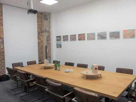 185qm Bürofläche auf Carlswerk-Gelände zur (Unter-)Miete