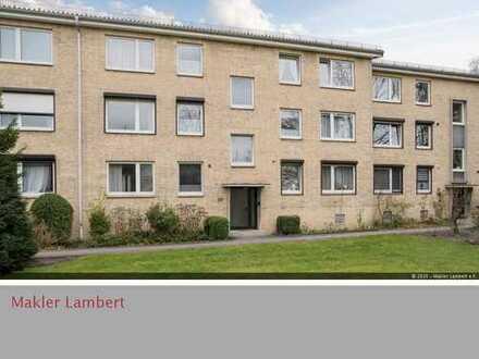 Solide Eigentumswohnung mit Balkon und Garage in Rahlstedt-Oldenfelde