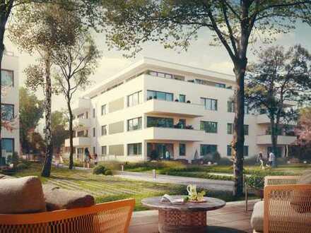 Sympathische 2-Zimmer-Eigentumswohnung mit modernem Tageslichtbad und idyllischem Balkon