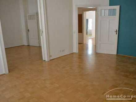 4 Zimmer Wohnung, unmöbliert, Balkon, ruhige Lage im Östlichen Ringgebiet.