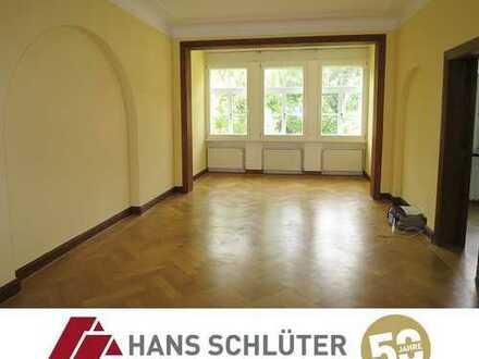 Schwachhausen - Großzügige 5 Zi.-Wohnung über zwei Etagen!