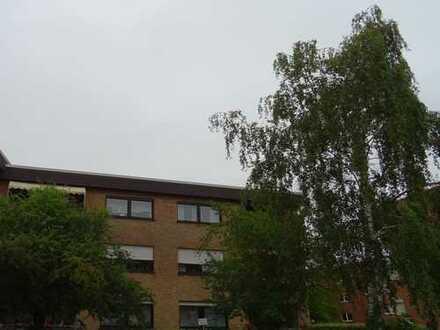 Schöne, geräumige drei Zimmer Wohnung mit Balkon in Werne zu vermieten