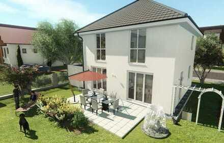 Modernes Einfamilienhaus mit viel Platz und Gestaltungsspielraum