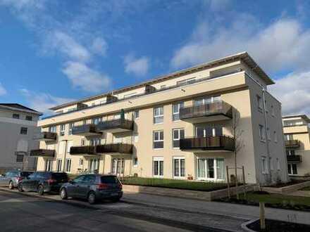 Erstbezug mit Einbauküche und Balkon: exklusive und helle 3-Zimmer-Wohnung in Unterhaching