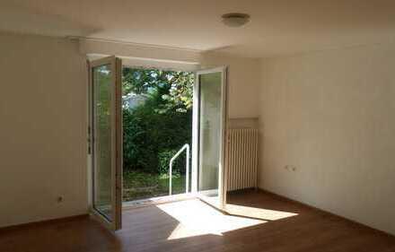 Modernisierte 2-Zimmer-Wohnung mit Terrasse in Tübingen