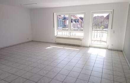 Gepflegte und helle 2-Raum-Wohnung mit Balkon und Einbauküche in Ascheberg