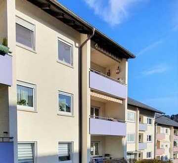 Sonnige und gepflegte 4 Zimmerwohnung in guter Lage in Ebingen
