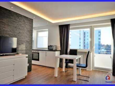 Besichtigung am Sa. + So- Möbliertes Single Apartment in München Trudering, nahe Messe Riem!