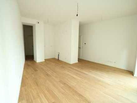 2 Zimmer Erdgeschosswohnung mit Terrasse inkl. Einbauküche