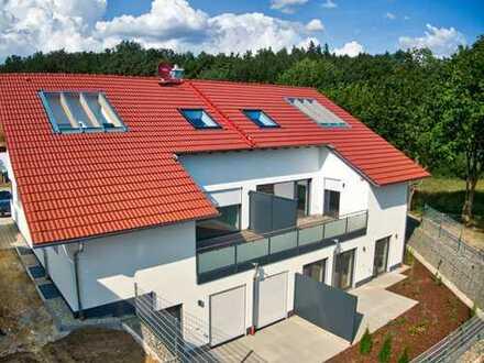 Große, schöne Wohnung in einer neu erbauten Wohnanlage