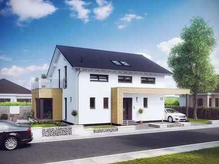 Großzügiges Niedrigenergiehaus mit KfW 55- Förderung sichern