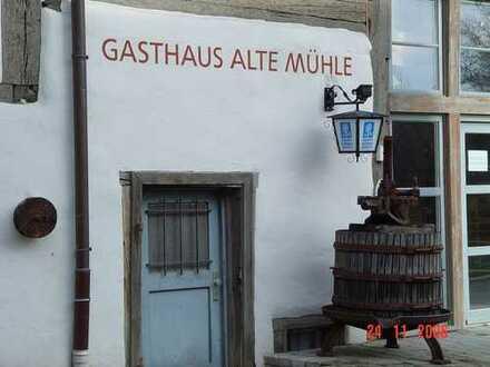 Die *neue* Alte Mühle im Herzen von Blaubeuren