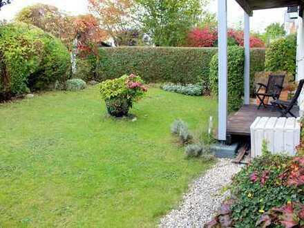 PROVISIONSFREI FÜR KÄUFER! Traumwohnung: 3-Zimmer-Wohnung mit Garten in Toplage in Stadtbergen