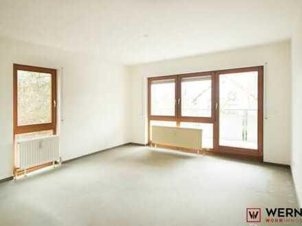 3D-Immobilienkino:*3-Zimmerwohnung mit Balkon in ruhiger Lage*
