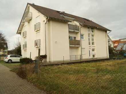 Rauenberg: Maisonette 2 ZKB in ruhigem Wohngebiet in Sackgasse